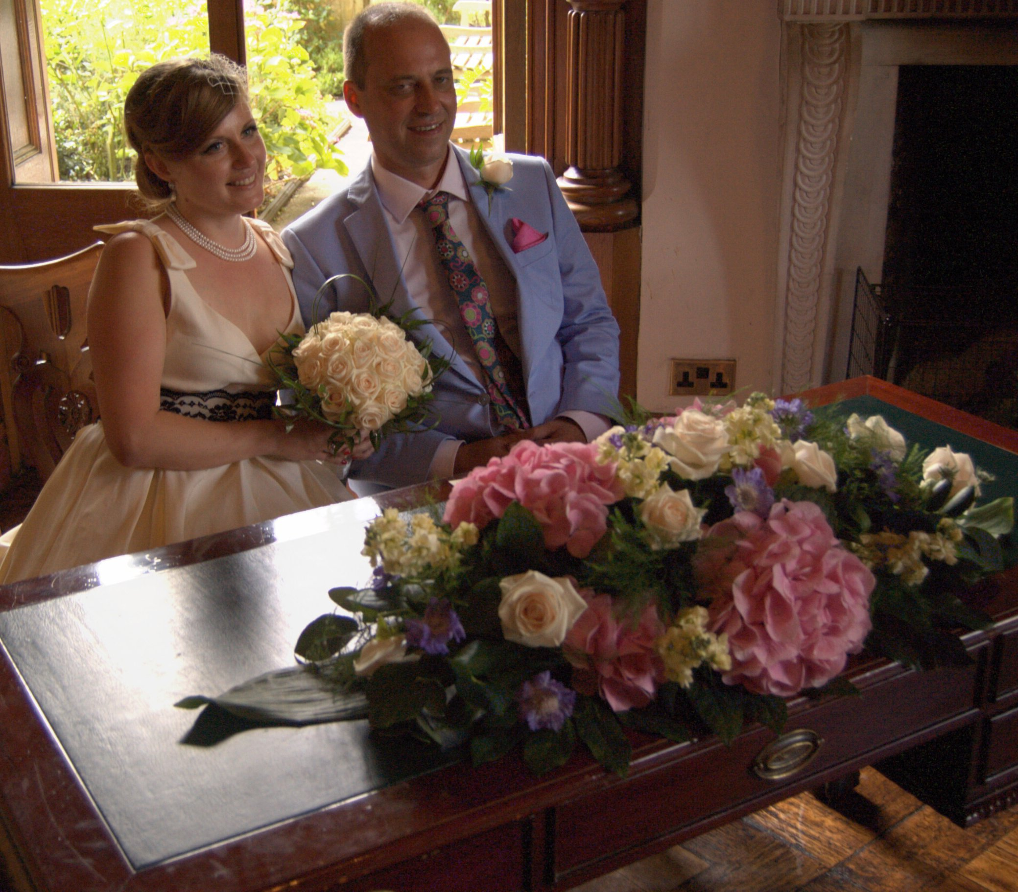 Orchardleigh Wedding (12)